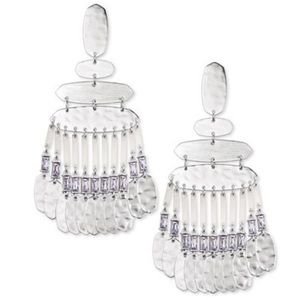 Kendra Scott Nicola Large Chandelier Earrings